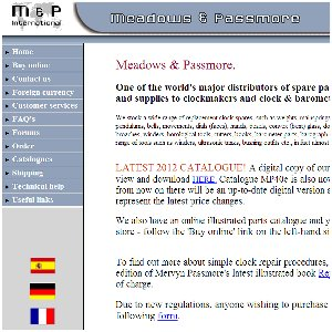 Meadows & Passmore Home Page